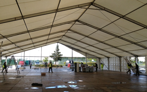 Event Production Build